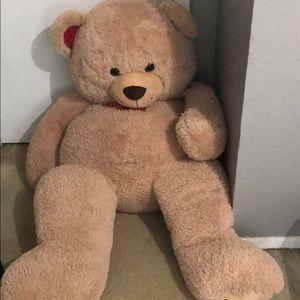 life size teddy bear !! HUGE